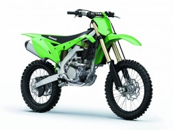 Kawasaki MX - All New KX250 2020