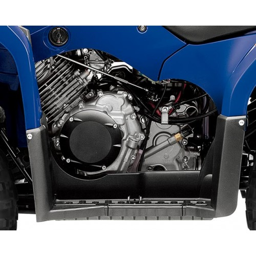 348cc air-oil-cooled 4-stroke engine