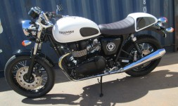 Used Triumph Thruxton Ace Special Edition