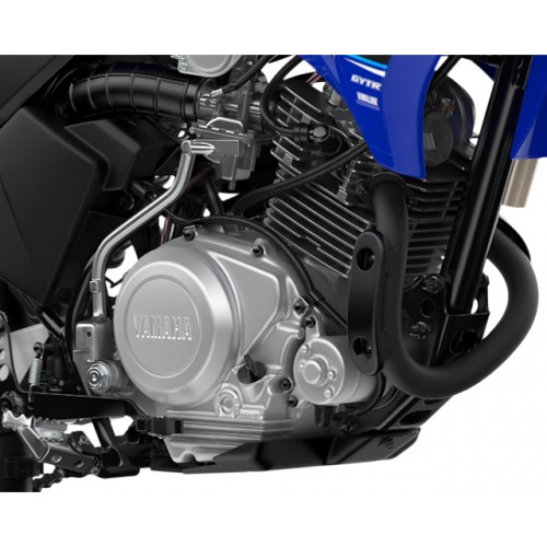 125cc 4-stroke engine