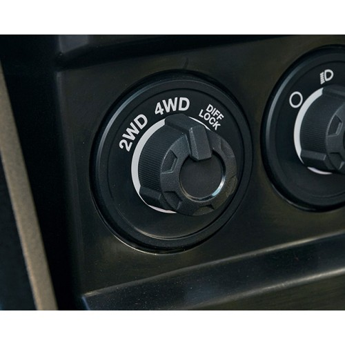 On-Command 2WD/4WD/Diff Lock