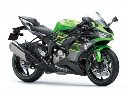 KAWASAKI SUPERSPORT NINJA ZX-6R (636) KRT EDITION 2019